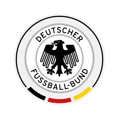 Deutscher FuBball-Bund (Black) logo vector logo