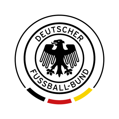 Deutscher FuBball-Bund (Black – White) logo vector logo