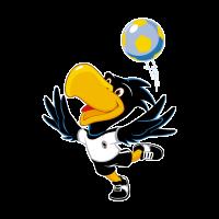 Deutscher FuBball-Bund - Paule (1900) vector logo