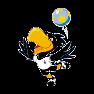 Deutscher FuBball-Bund – Paule (1900) logo vector logo