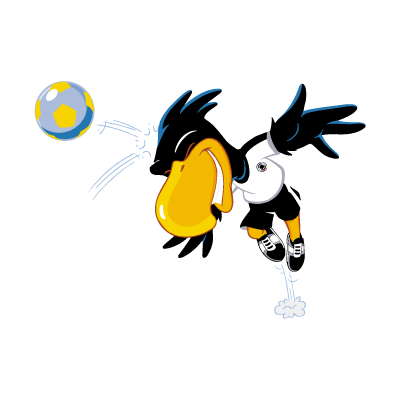 Deutscher FuBball-Bund – Paule (UEFA) logo vector logo