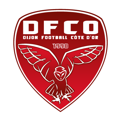 Dijon Football Cote-d'Or (1998) logo vector logo