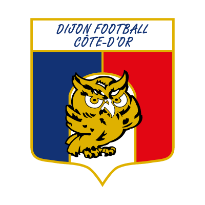 Dijon Football Cote-d'Or logo vector logo