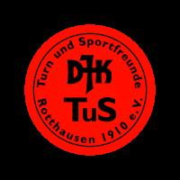 DJK TuS Rotthausen 1910 logo