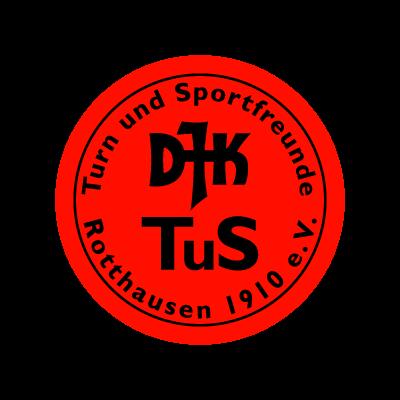 DJK TuS Rotthausen 1910 logo vector logo