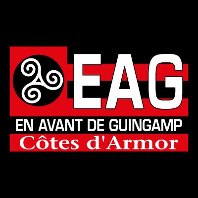EA Guingamp logo vector logo