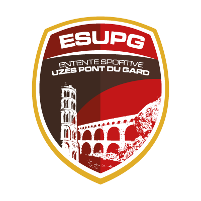 ES Uzes Pont du Gard (2013) logo vector logo