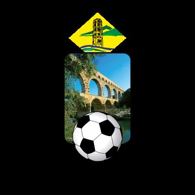 ES Uzes Pont du Gard (Old) logo vector logo