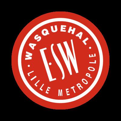 ES Wasquehal logo vector logo