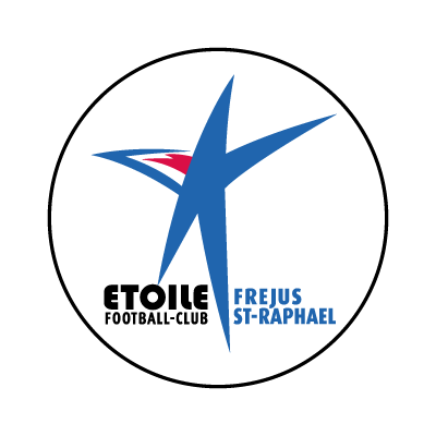 Etoile FC Frejus Saint-Raphael (2009) logo vector logo