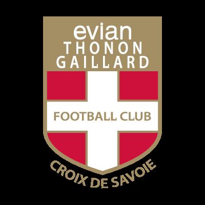 Evian Thonon Gaillard FC logo vector logo