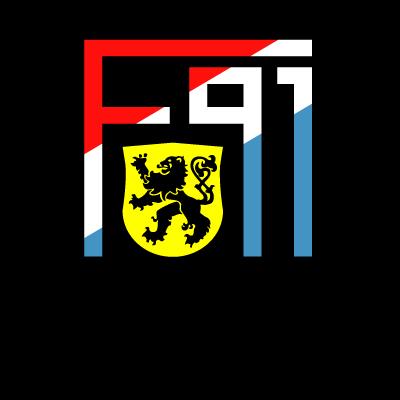 F91 Diddeleng logo vector logo