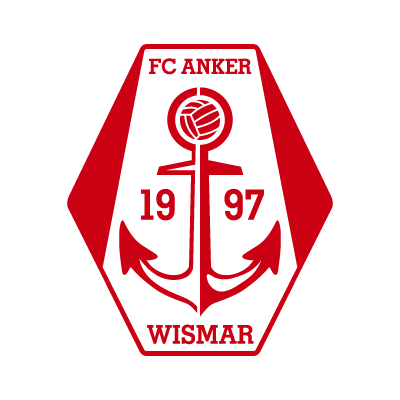 FC Anker Wismar logo vector logo