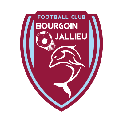 FC Bourgoin-Jallieu logo vector logo