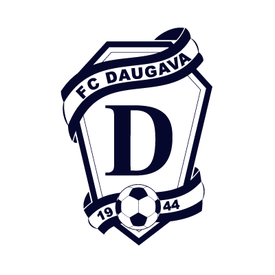 FC Daugava Daugavpils logo vector logo