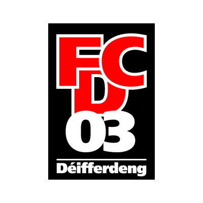 FC Differdange 03 logo vector logo