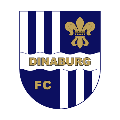 FC Dinaburg logo vector logo