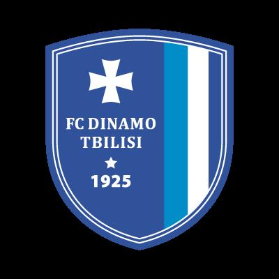 FC Dinamo Tbilisi (2011) logo vector logo