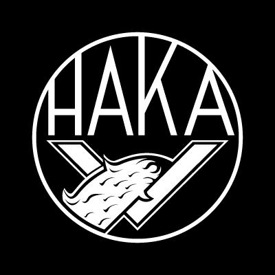 FC Haka logo vector logo