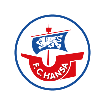 FC Hansa Rostock logo vector logo
