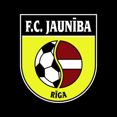 FC Jauniba logo vector logo