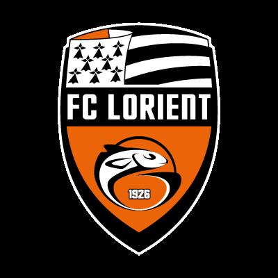 FC Lorient Bretagne Sud (2010) logo vector logo