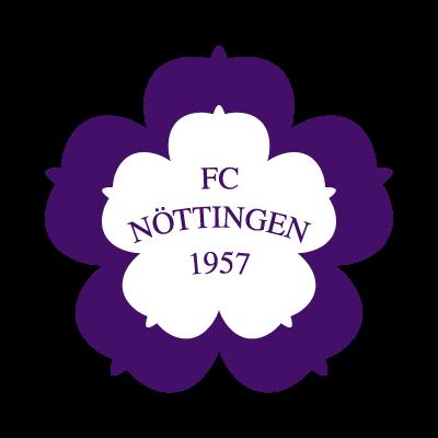 FC Nottingen logo vector logo