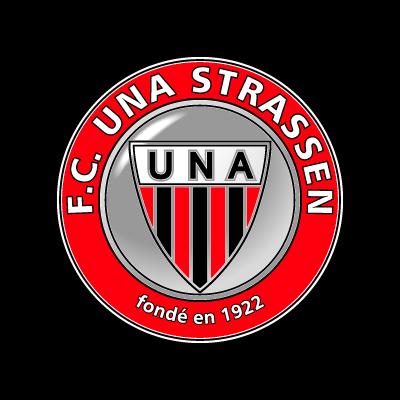 FC UNA Strassen logo vector logo