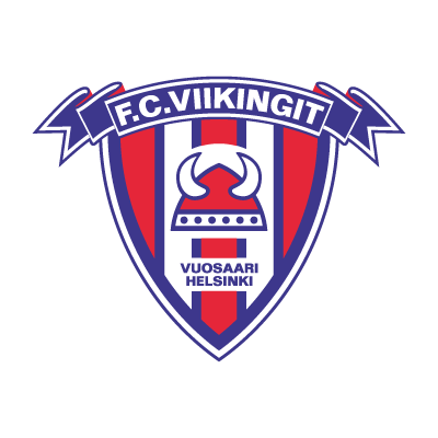 FC Viikingit logo vector logo