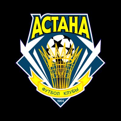 FK Astana logo vector logo
