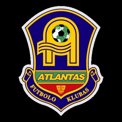 FK Atlantas logo vector logo