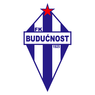 FK Buducnost Podgorica logo vector logo