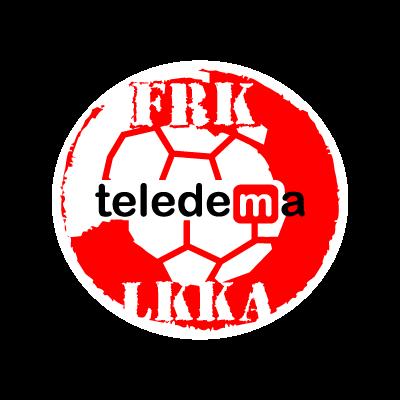 FK LKKA ir Teledema logo vector logo