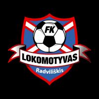 FK Lokomotyvas Radviliskis logo