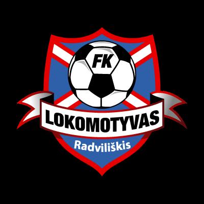 FK Lokomotyvas Radviliskis logo vector logo