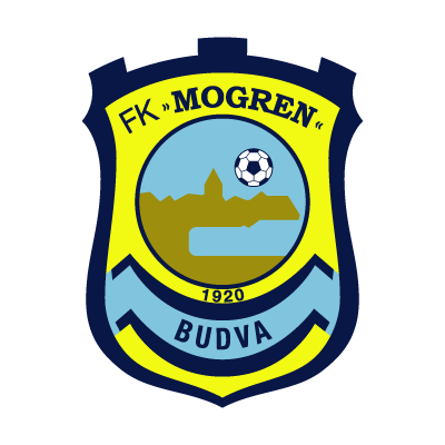 FK Mogren Budva logo vector