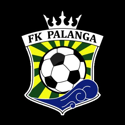 FK Palanga logo vector logo