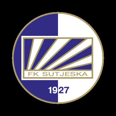 FK Sutjeska Niksic logo vector logo