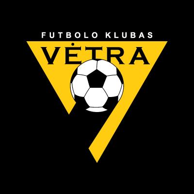 FK Vetra logo vector logo