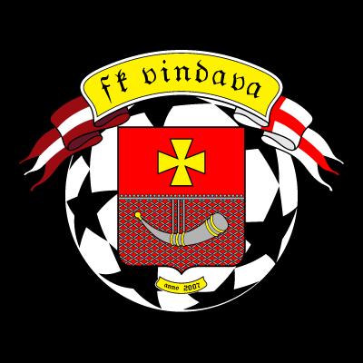 FK Vindava logo vector logo