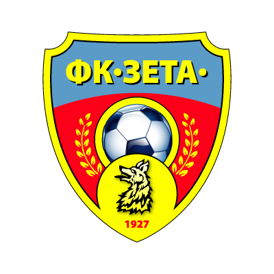 FK Zeta Golubovci logo vector logo