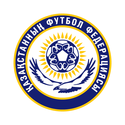Football Federation of Kazakhstan logo vector logo