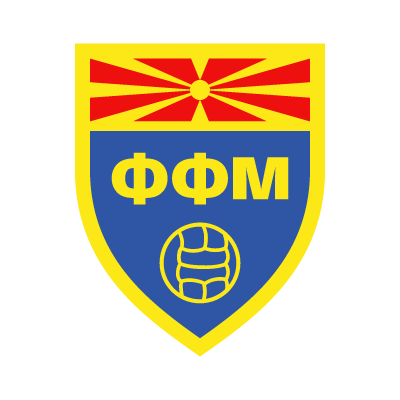 Football Federation of Macedonia logo vector logo