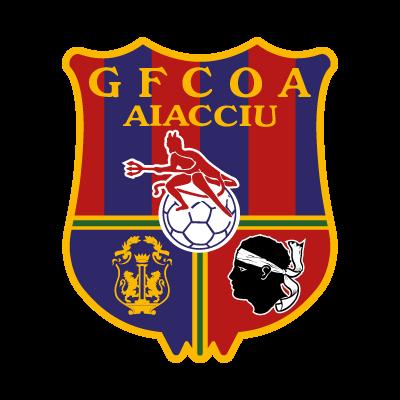 Gazelec FC Olympique Ajaccio logo vector logo