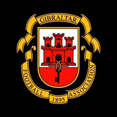 Gibraltar Football Association logo vector logo