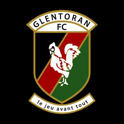 Glentoran FC logo vector logo