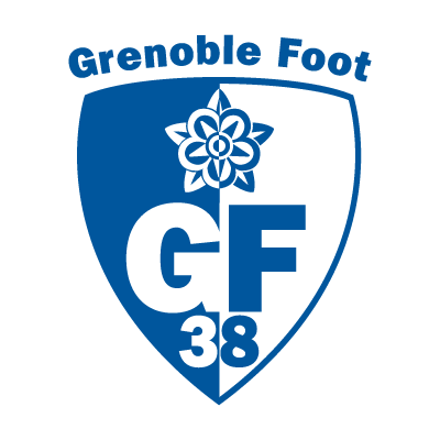 Grenoble Foot 38 logo vector logo