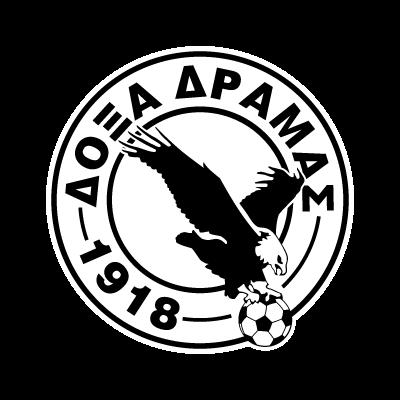 GS Doxa Dramas logo vector logo