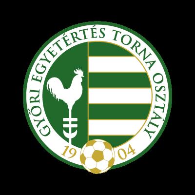 Gyori ETO FC logo vector logo