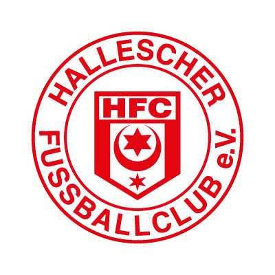 Hallescher FC logo vector logo